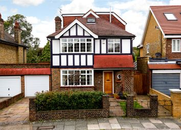 Thumbnail 6 bed detached house for sale in Ullswater Road, Barnes, London