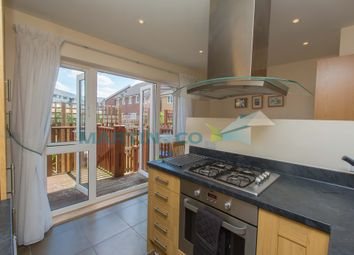 Thumbnail 4 bed town house to rent in Bowes Road, Staines
