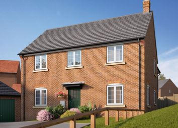 "Thumbnail 5 bed detached house for sale in ""The Burghley"" at Coventry Road, Cawston, Rugby"