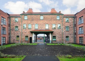 Thumbnail 1 bed flat for sale in Hartley Court, Stoke-On-Trent