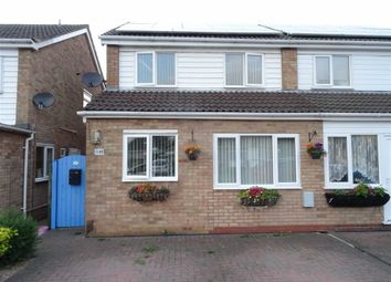 Thumbnail 2 bed semi-detached house for sale in Falconers Green, Burbage, Hinckley