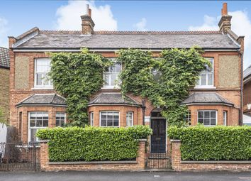 Thumbnail 4 bedroom detached house for sale in Vicarage Road, Hampton Wick, Kingston Upon Thames