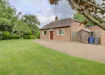 Thumbnail 3 bed bungalow for sale in Pig Lane, St. Ives, Huntingdon