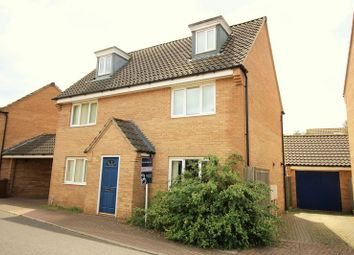 Thumbnail 5 bed detached house for sale in Briar Road, Hethersett, Norfolk