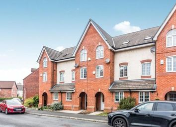 Thumbnail 3 bedroom town house for sale in Marland Way, Stretford, Manchester, Greater Manchester