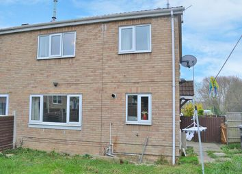 Thumbnail 2 bed semi-detached bungalow for sale in Billingley Drive, Thurnscoe, Rotherham