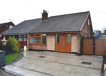 Thumbnail 3 bed bungalow for sale in Surrey Avenue, Leigh