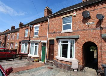 Thumbnail 2 bed terraced house to rent in Glascote Road, Glascote, Tamworth