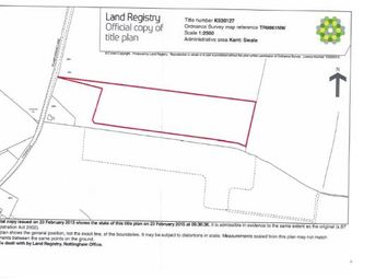 Thumbnail Land for sale in Plumpudding Lane, Dargate, Kent