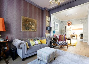Thumbnail 4 bed terraced house for sale in Cranbrook Road, London
