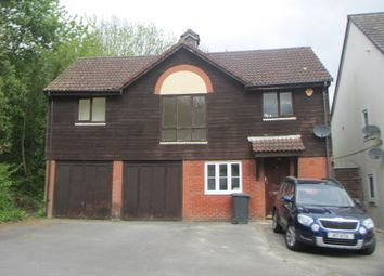 Thumbnail 3 bedroom detached house to rent in Clover Way, Hedge End, Southampton
