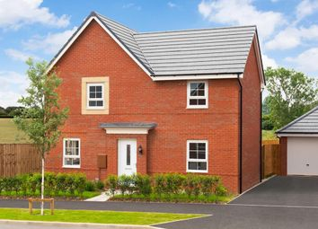 "4 bed detached house for sale in ""Alderney"" at Fleece Lane, Nuneaton CV11"
