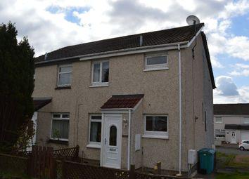 Thumbnail 1 bedroom terraced house for sale in Lauder Gardens, Carnbroe, Coatbridge