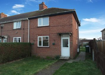 Thumbnail 3 bedroom end terrace house to rent in Windsor Terrace, Kessingland, Lowestoft