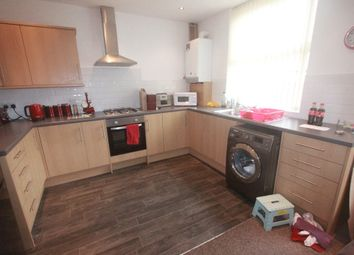 Thumbnail 3 bedroom terraced house to rent in Abbey Road, Blackpool