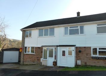 Thumbnail 4 bed semi-detached house for sale in The Close, Lydden, Dover