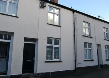 Thumbnail 2 bed terraced house to rent in High Street, Swimbridge, Barnstaple