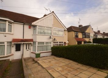 Thumbnail 2 bed terraced house for sale in Parkside Avenue, Bexleyheath