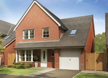 """Thumbnail 4 bed detached house for sale in """"Harwich"""" at Meadow Road, Bitterscote, Tamworth"""