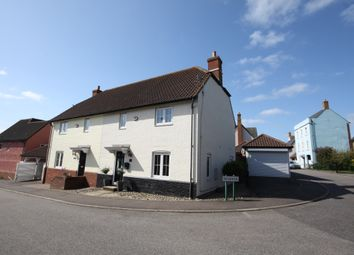 Thumbnail 3 bed semi-detached house for sale in Silvester Way, Springfield, Chelmsford