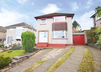 Thumbnail 3 bed property for sale in Kippen Drive, Busby, Glasgow