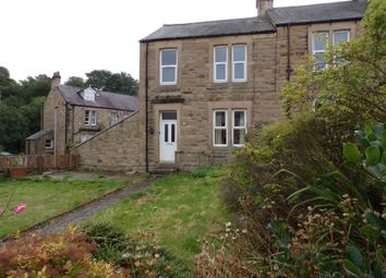 Thumbnail 4 bed terraced house for sale in Crescent Avenue, Hexham