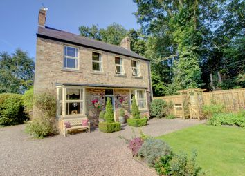 Thumbnail 4 bed detached house for sale in West Thirston, Morpeth