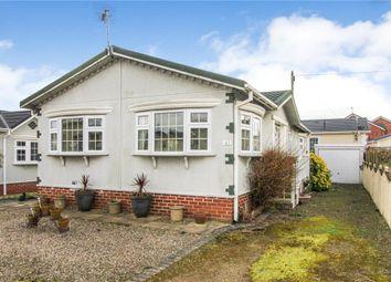 2 bed lodge for sale in Grosvenor Park, Boroughbridge Road, Ripon, North Yorkshire HG4