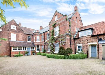 Thumbnail 6 bed detached house for sale in The Old Hall, Vicar Lane, Beverley