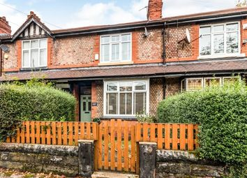 Thumbnail 3 bed terraced house for sale in Urban Road, Sale, Greater Manchester
