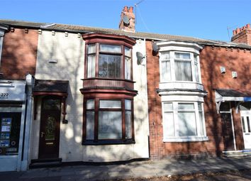 Thumbnail 3 bed terraced house for sale in St. Barnabas Road, Linthorpe, Middlesbrough