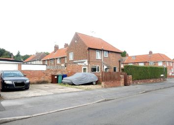 Thumbnail 3 bed semi-detached house for sale in Riddle Avenue, Langold, Worksop