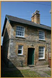 Thumbnail 3 bed end terrace house to rent in Main Street, Wittering, Stamford