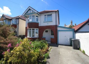 Thumbnail 4 bed detached house to rent in Foreshore Park, Rhos On Sea, Colwyn Bay