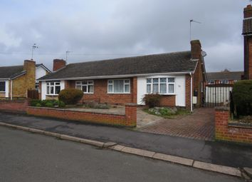 Thumbnail 2 bed bungalow to rent in Anglesey Road, Wigston