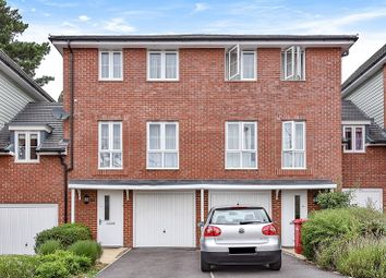 Thumbnail 4 bed town house for sale in Wyeth Close, Taplow, Maidenhead
