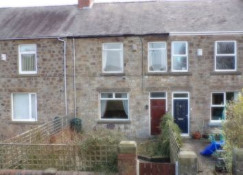 Thumbnail 3 bed terraced house for sale in Greencroft Terrace, Stanley