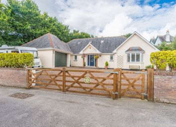 Thumbnail 4 bed detached bungalow for sale in Swanpool, Falmouth