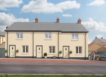 Thumbnail 2 bed terraced house for sale in Stoke Meadow, Silver Street, Calne