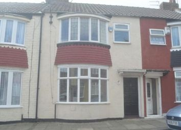 Thumbnail 3 bedroom terraced house for sale in Wake Street, Middlesbrough