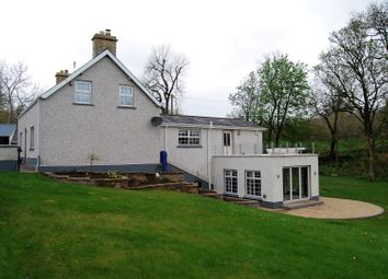 Thumbnail 4 bed detached house for sale in Tullymore Road, Broughshane, Ballymena