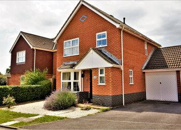Thumbnail 3 bed detached house for sale in Enterprise Close, Southampton