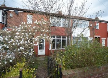 Thumbnail 3 bed terraced house for sale in Somerford Road, Reddish, Stockport