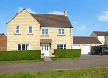 Thumbnail 4 bed detached house for sale in Old Farm Road, West Ashton, Trowbridge