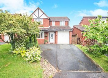 Thumbnail 4 bedroom detached house for sale in Lichfield Close, Arley, Coventry, Warwickshire