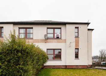 Thumbnail 2 bed flat for sale in Knowehead Crescent, Kirriemuir