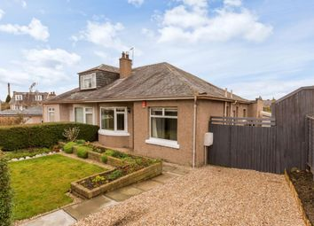 Thumbnail 3 bed semi-detached bungalow for sale in Craigleith Hill Crescent, Edinburgh