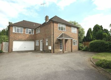 Thumbnail 4 bedroom detached house for sale in Tower Close, Horsham