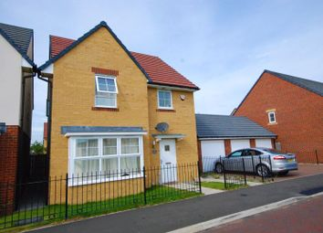 Thumbnail 3 bed detached house for sale in Addison View, Blaydon-On-Tyne