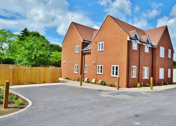 Thumbnail 2 bed flat for sale in Bernard Barlow Close, Didcot